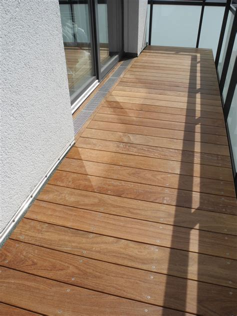 Balkon Bodenbelag Holz Kunststoff by Cumaru Holz Balkon Bodenbelag Privathaus Friedrichsdorf