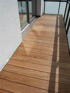 Holz Für Balkonboden : cumaru holz balkon bodenbelag privathaus friedrichsdorf ~ Markanthonyermac.com Haus und Dekorationen