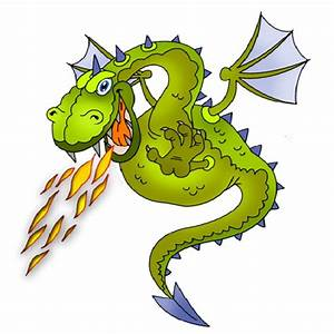 Fire-breathing Dragon Clipart - Clipart Suggest