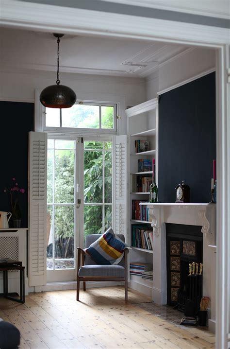 farrow ball hague blue   estate emulsion