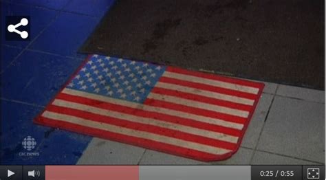 flag doormat american flag as doormat newscut minnesota