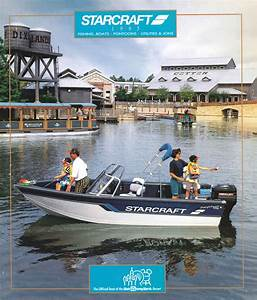 1995 Starcraft Catalog