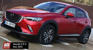 Mazda 3 Prix : mazda cx 3 essai vid o tarifs et photos essai auto 2015 ~ Medecine-chirurgie-esthetiques.com Avis de Voitures