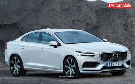 Future Volvo S60 by La Future S60 Arrive En 2018 L Automobile Magazine