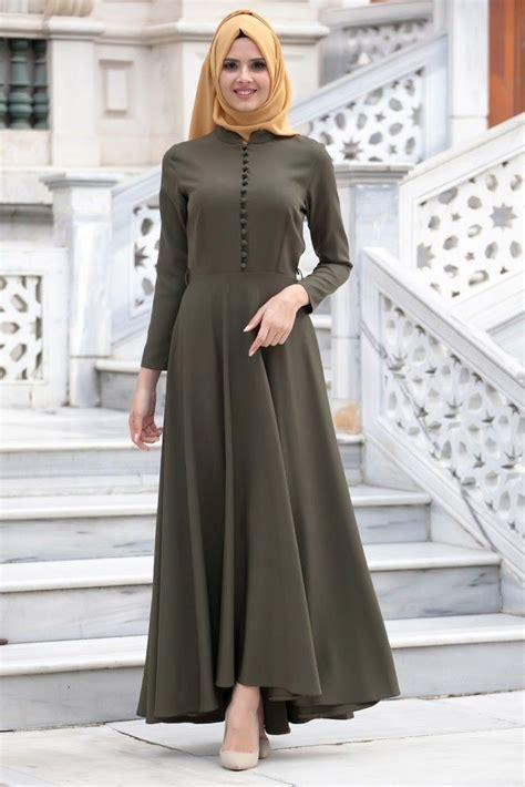 hijab dress ideas  pinterest muslim dress