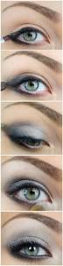 Silvery....you can do the same thing with a dark brown ...