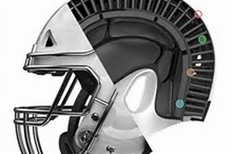 football helmet designer nfl to introduce new football helmets big blue view