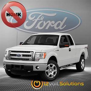 2011-2014 Ford F-150 Remote Start Plug And Play Kit