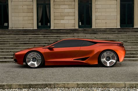 Bmw M1 Hommage Revealed