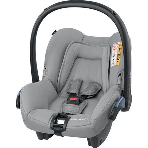coque siege auto siège auto coque citi nomad grey groupe 0 de bebe confort