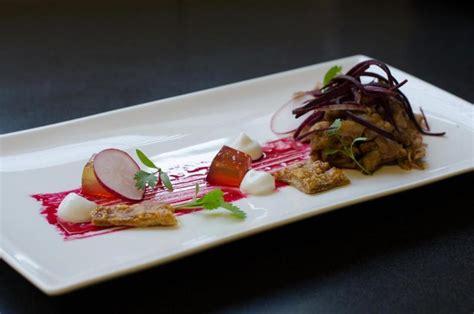 plating pork cooked dish egullet forums artistic