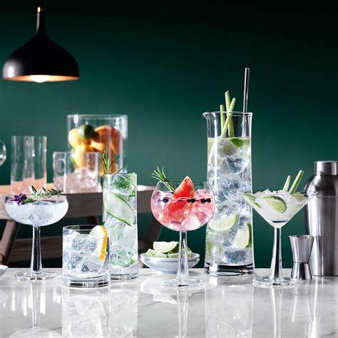 Buy Barware - buy lsa international gin balloon glass set of 2 amara