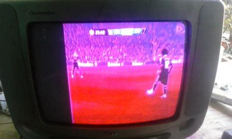 solucionado tv lg 14bb0m tiene franja negra lado izquierdo como de 1 yoreparo