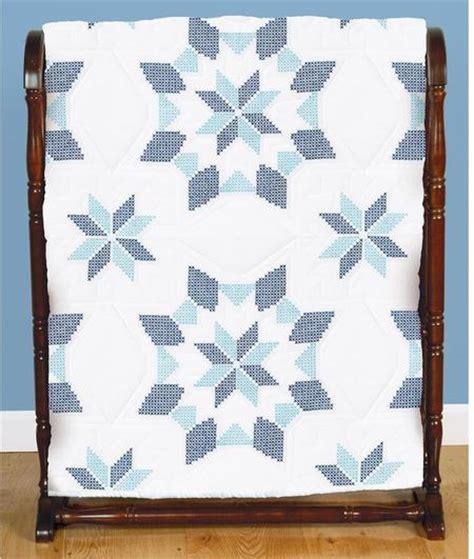 cross stitch quilt blocks dempsey needle interlocking western white
