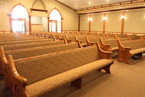 church pew and church furniture gallery