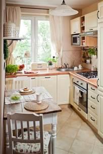 landhausstil küche einrichtungstipps für kleine küche 25 tolle ideen und bilder
