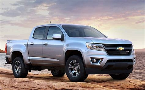 2018 Chevrolet Colorado  Redesign, Changes, Diesel, Price