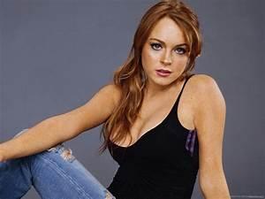 Celebrity Lindsay Lohan wallpapers (Desktop, Phone, Tablet