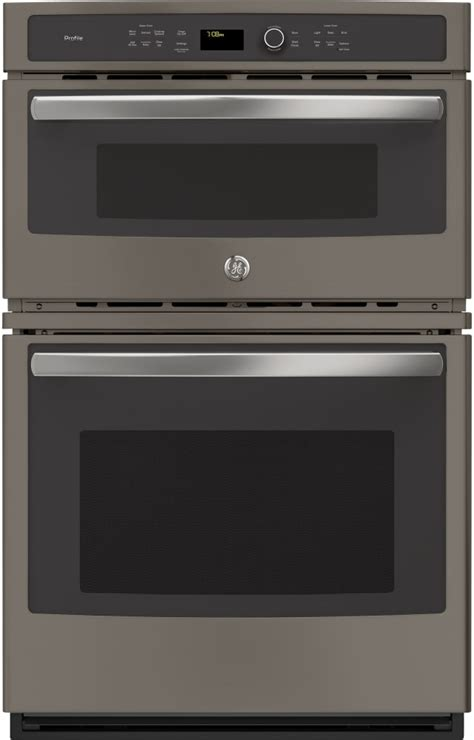 ge pk   combination electric wall oven   total cu ft capacity true european