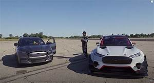 2020 Ford Mustang Mach E 1400 : Ford Mustang Mach E Prototype Spied Hooning Video Muscle Cars ...