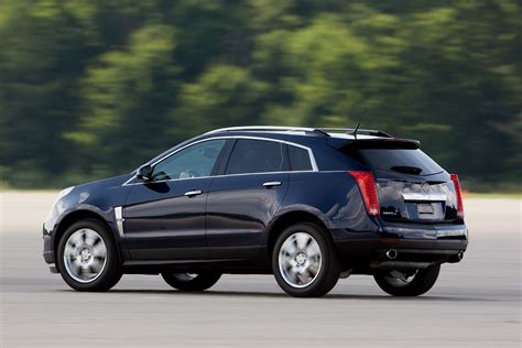 Report Gm Discontinues Turbocharged Cadillac Srx Gm