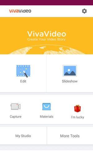 smartphone app vivavideo free editor app hits the