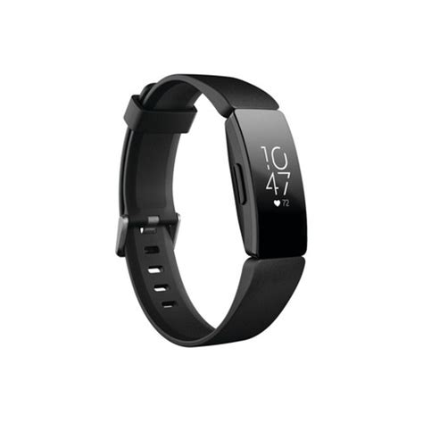 Fitbit Inspire HR Activity Tracker With Small & Large ...
