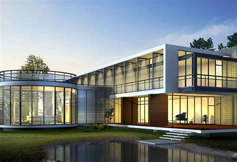 gambar rumah kaca  lantai modern eksterior rumah