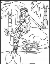 HD Wallpapers H2o Just Add Water Coloring Pages To Print