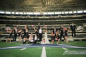 Dallas Cowboys Stadium Wedding