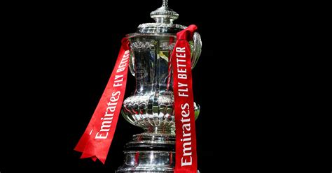 FA Cup draw LIVE: Chelsea, Arsenal to discover opponents ...