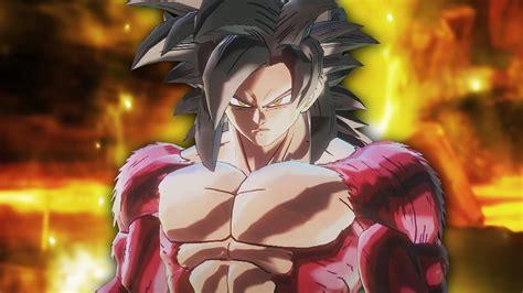 HARD MODE Super Saiyan 4 Goku GAMEPLAY (EXCLUSIVE