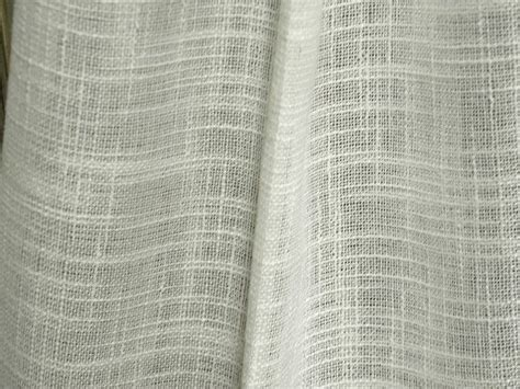 Semi Sheer Fabric For Curtains How To Sew Homemade Curtains Curtain Wall Spider Revit Linen Stripe Panels Wild Things Crystal Beaded Corner Bay Window Rods Ceiling Mount Curved Dupioni Silk Fabric Fabrics In Northern Ireland