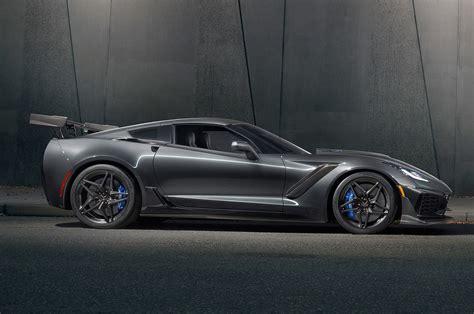 Corvette Zr1 Horsepower by 755 Horsepower 2019 Chevy Corvette Zr1 Is The Fastest