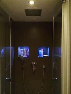 Niche De Douche : niche de douche clair e en led mini spot led ext rieur ~ Premium-room.com Idées de Décoration