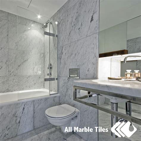 carrara marble bathroom designs bathroom design with bianco carrara marble tile from www allmarbletiles com design bathroom