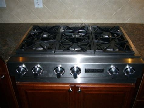 drop in electric ranges with downdraft countertop gas range kitchen