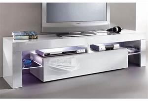 Tv Möbel Weiß : tv lowboard online kaufen otto ~ Buech-reservation.com Haus und Dekorationen