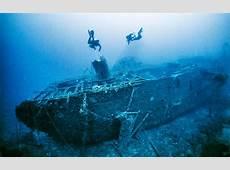 Потъналите кораби в Гърция 10 топ места за гмуркане