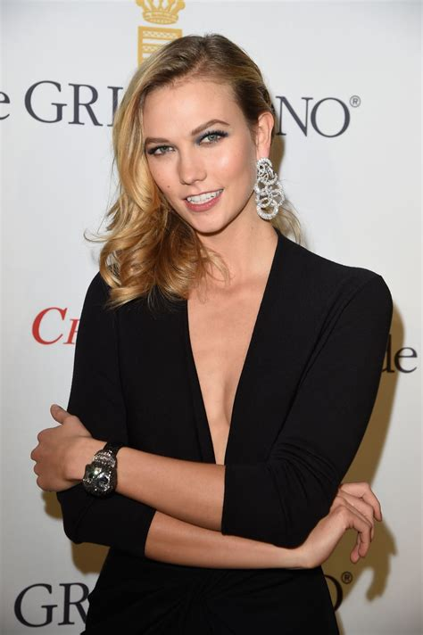 Karlie Kloss Grisogono Crazy Skull Watch Launch