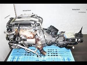 Jdm Nissan Silvia 240sx Sr20 S14 Turbo Motor Manual