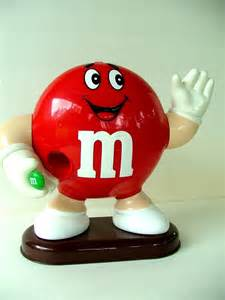 M and M Candy Dispenser