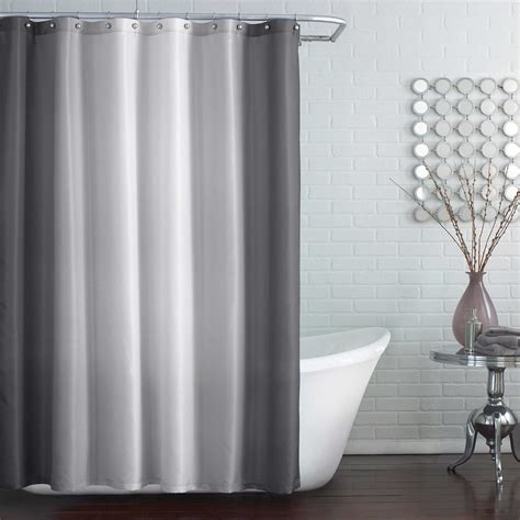 bathroom ideas with shower curtain bathroom grey shower curtains with chic bathtub and wooden floor for bathroom
