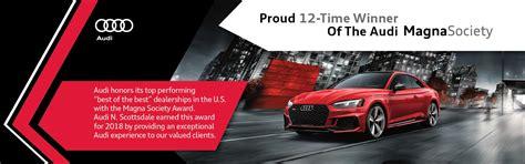 Audi Scottsdale by Audi Scottsdale New Audi Dealer In Az