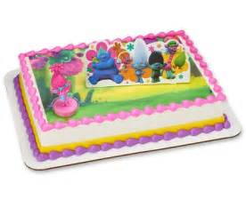 Garden Trolls by Cakes Com Order Cakes And Cupcakes Online Disney