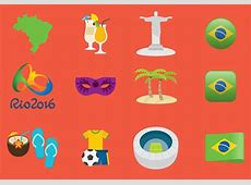 Brazil Icons Download Free Vector Art, Stock Graphics
