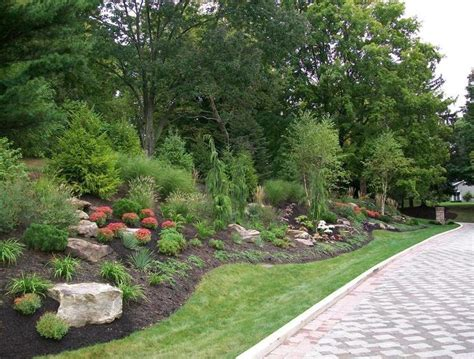 landscape slopes awesome landscaping solutions 7 landscape solutions for steep slopes newsonair org