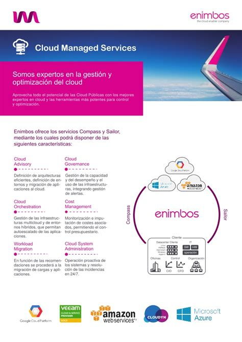 enimbos cloud managed services