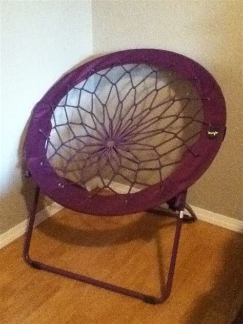 Brookstone Purple Bungee Chair by Bungee Chair Jim S Stuff Bungee Chair