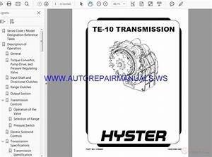 Dana Spicer Transmission Repair Manual